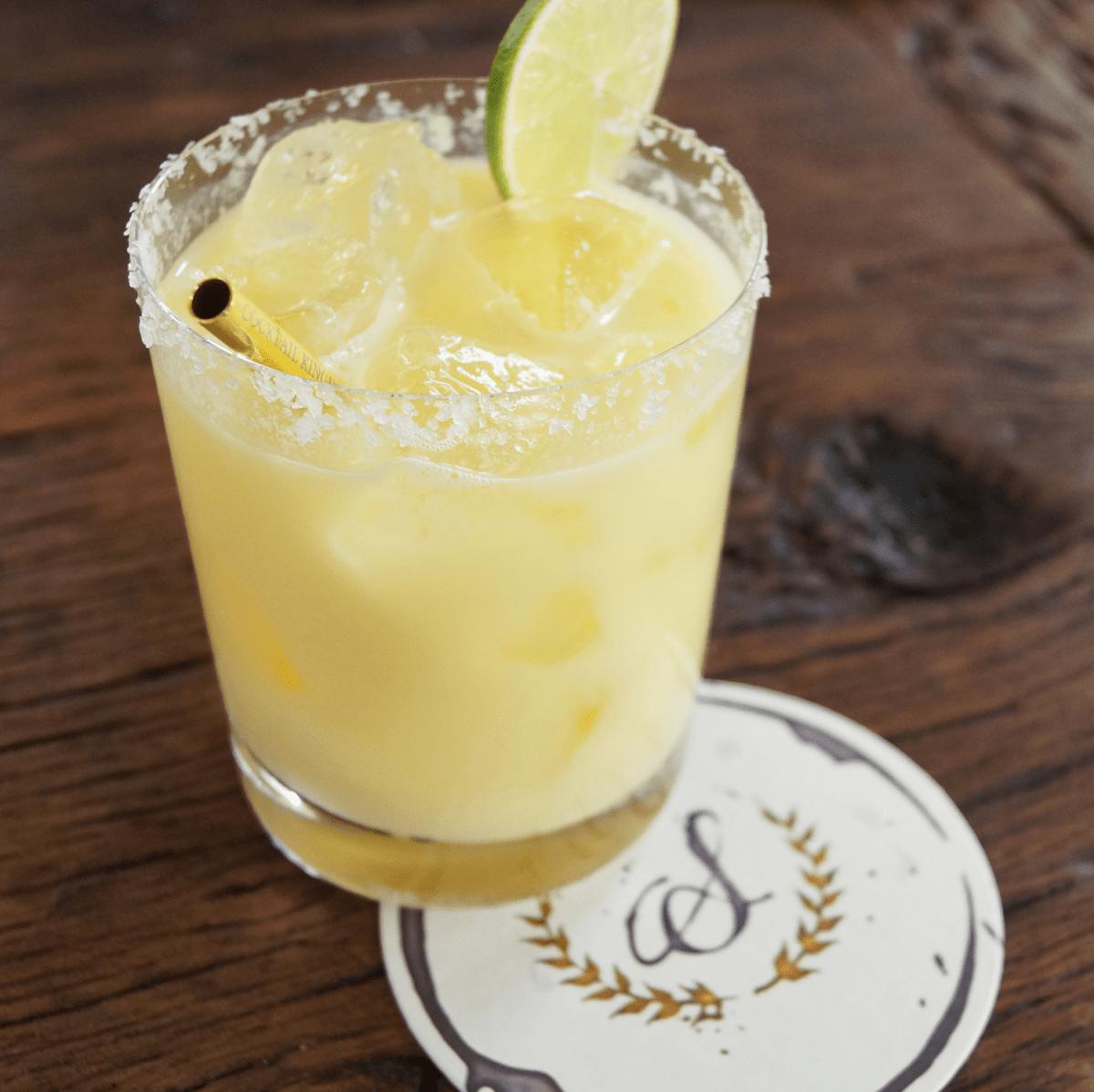 Signature La Cantera Resort and Spa cocktail