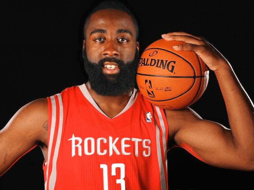 Houston, Houston Rockets James Harden, August 2017