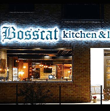 Houston, Bosscat Kitchen, exterior, River Oaks