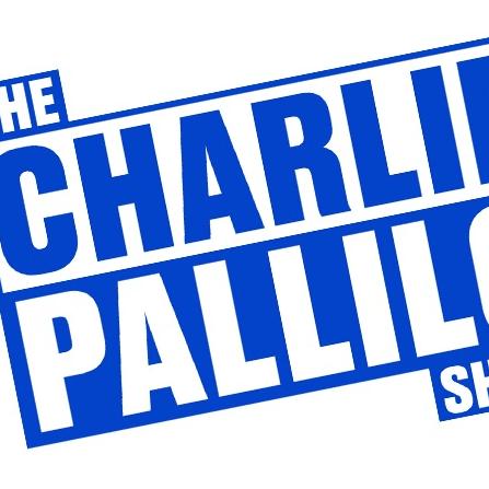 Charlie Pallilo show logo