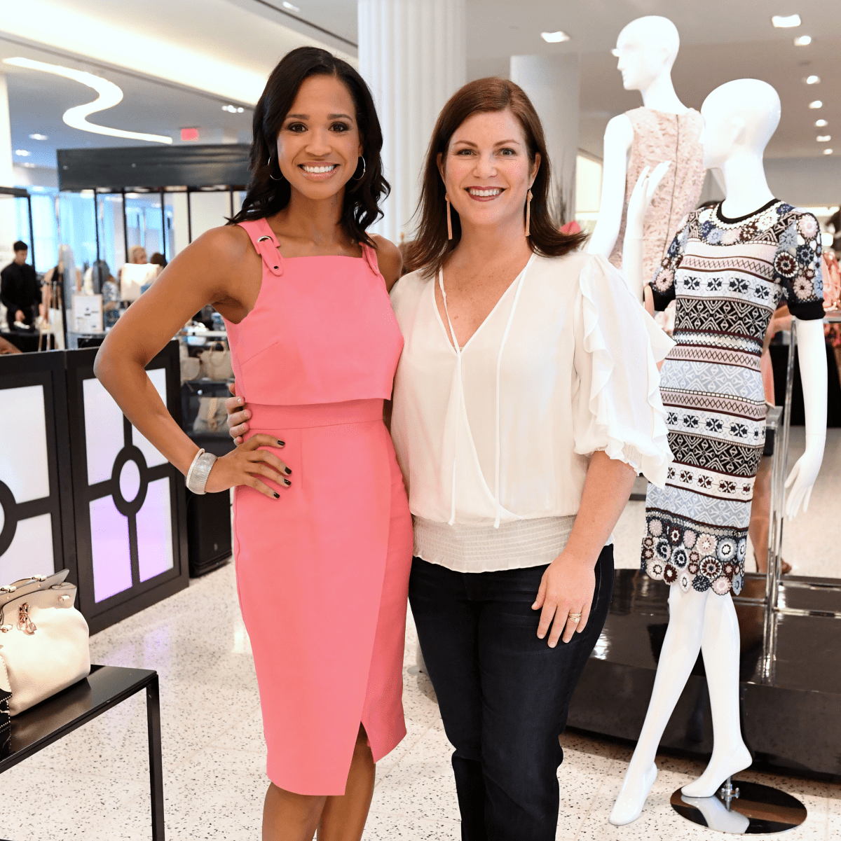 Houston, Women of Wardrobe Summer Soiree, August 2017, Mia Gradney, Lauren Levicki Courville