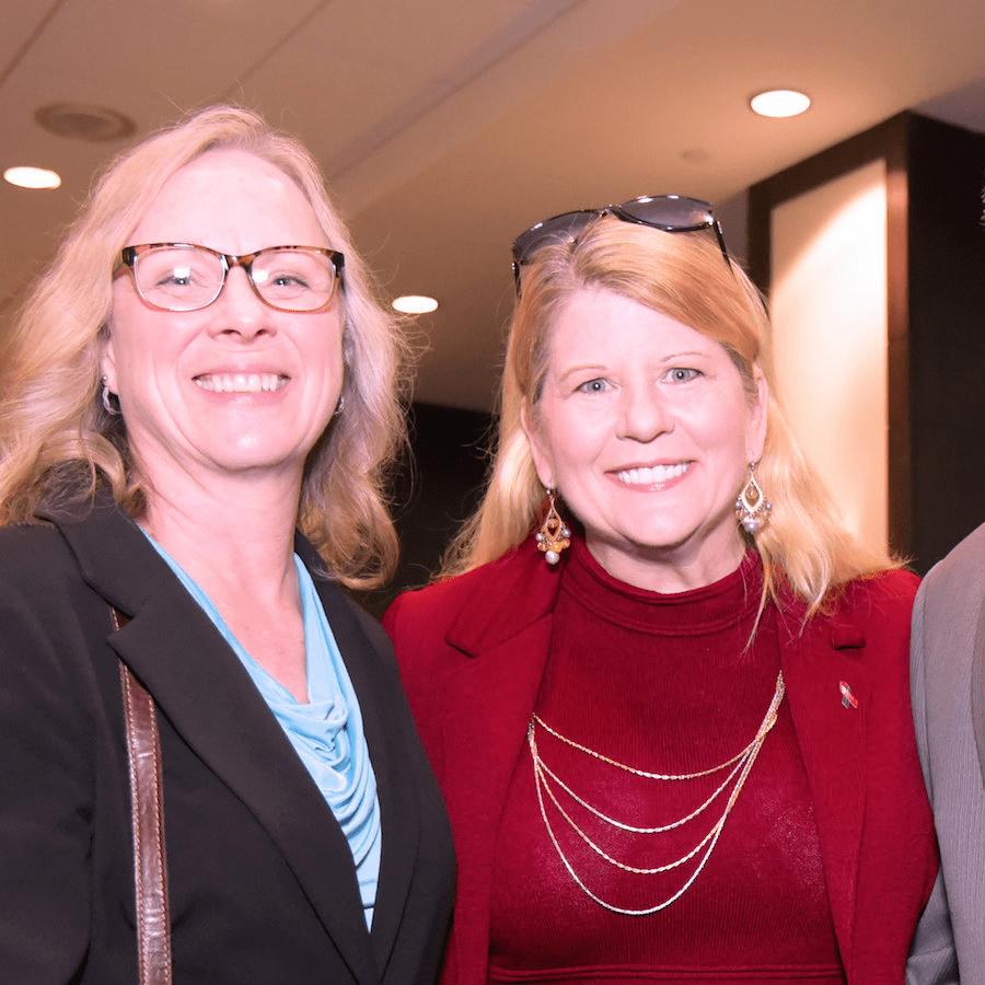 Cynthia Morton, Meredith Iler, Michael Morton