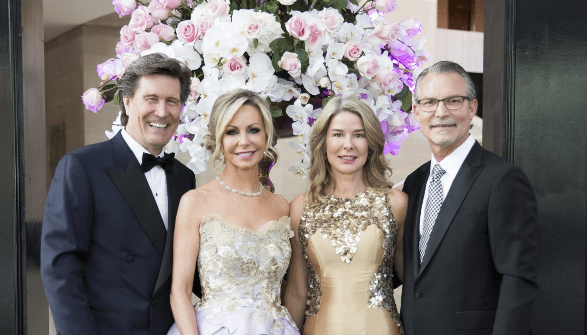 Elegant Dallas Symphony Orchestra Gala Resonates Long