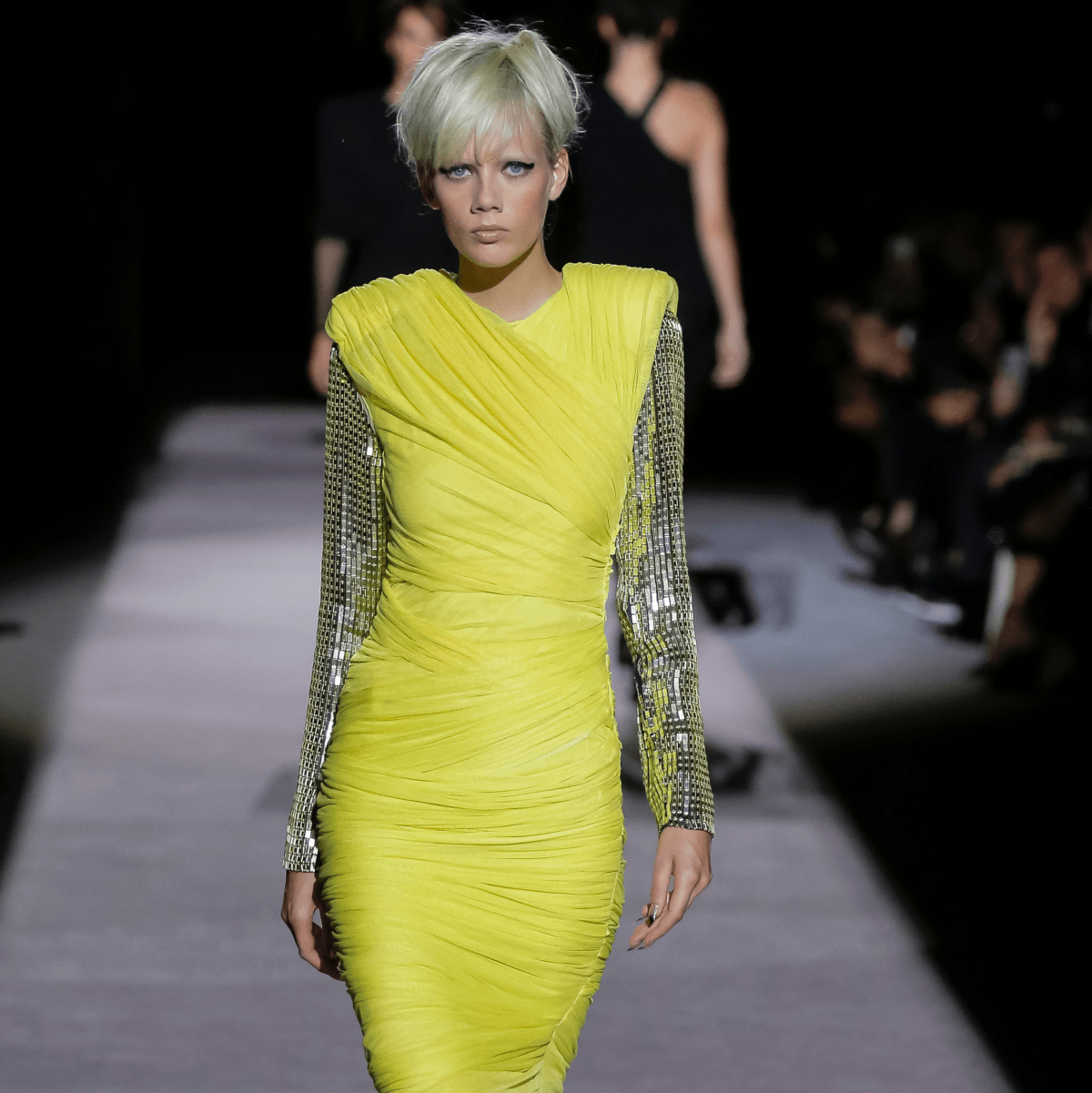 Tom Ford spring 2018 look 33
