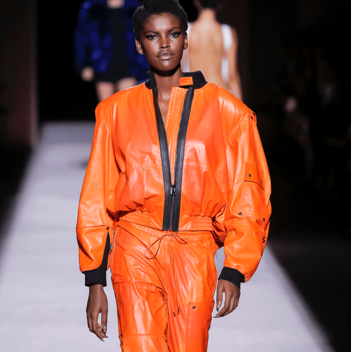 Tom Ford spring 2018 look 26