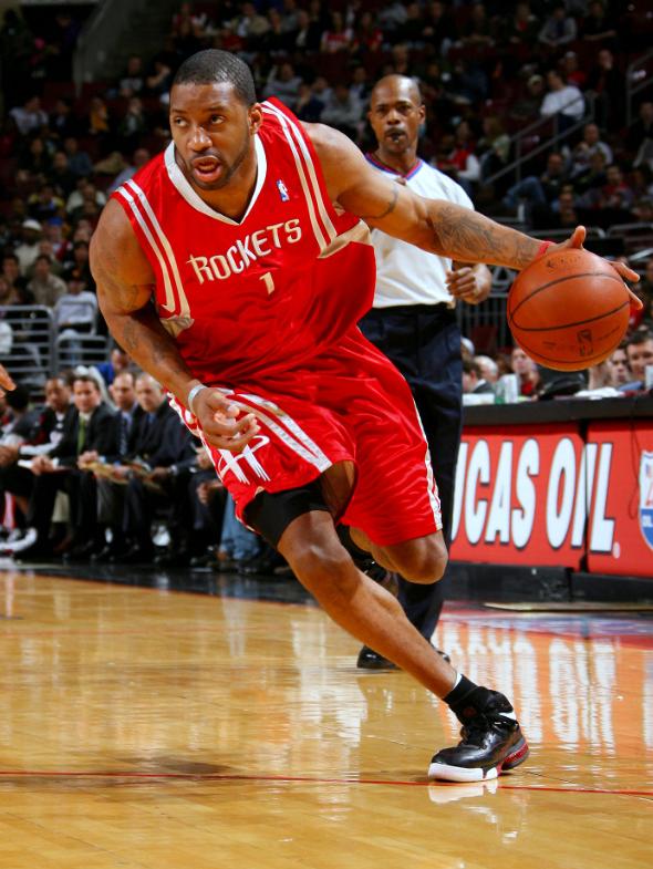 Tracy McGrady Houston Rocket, NBA hall of fame, September 2017