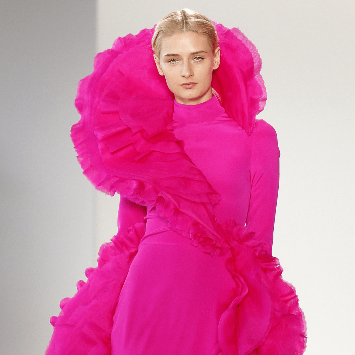 Christian Siriano look61 spring 2018