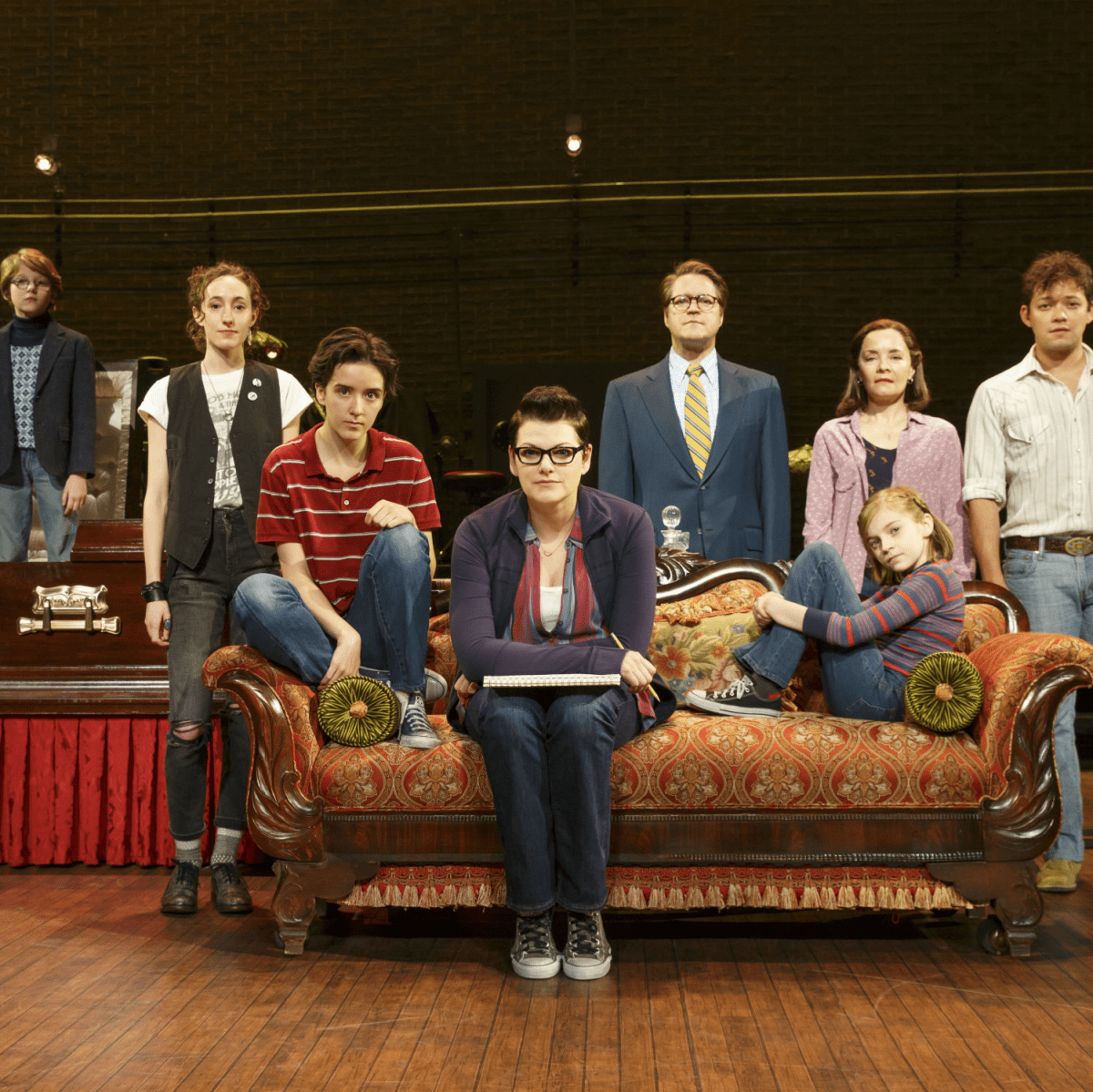 Fun Home Tour Cast