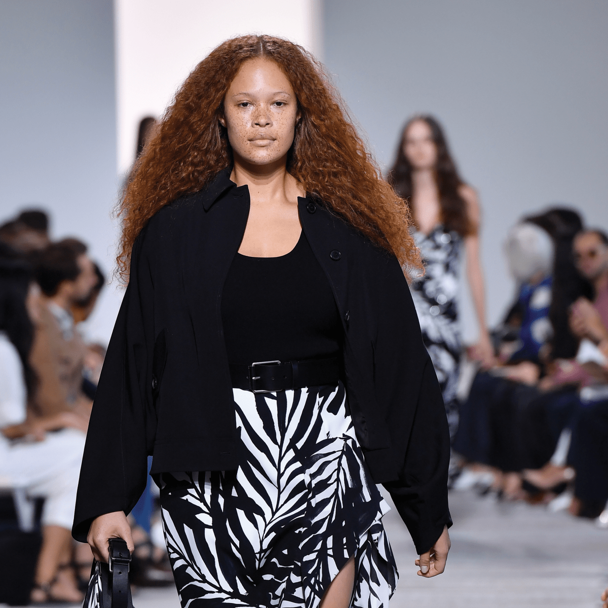 Michael Kors Collection look 63 spring 2018 New York Fashion Week