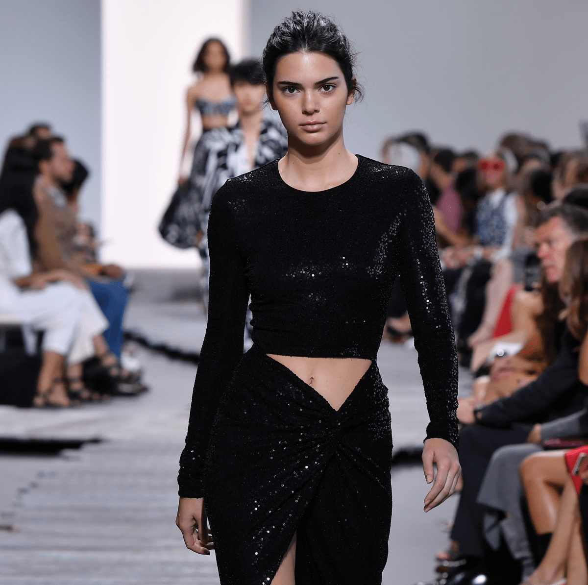 Michael Kors Collection look 71 spring 2018 New York Fashion Week