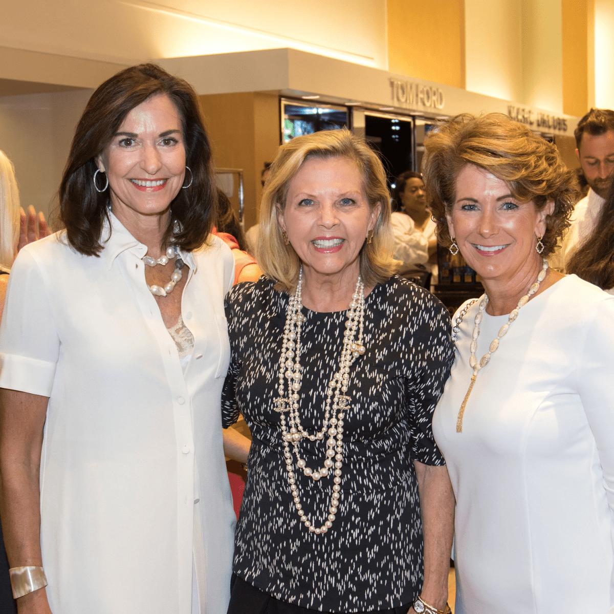 Sara Lee Gardner, Susan Palma, Debra Ropp