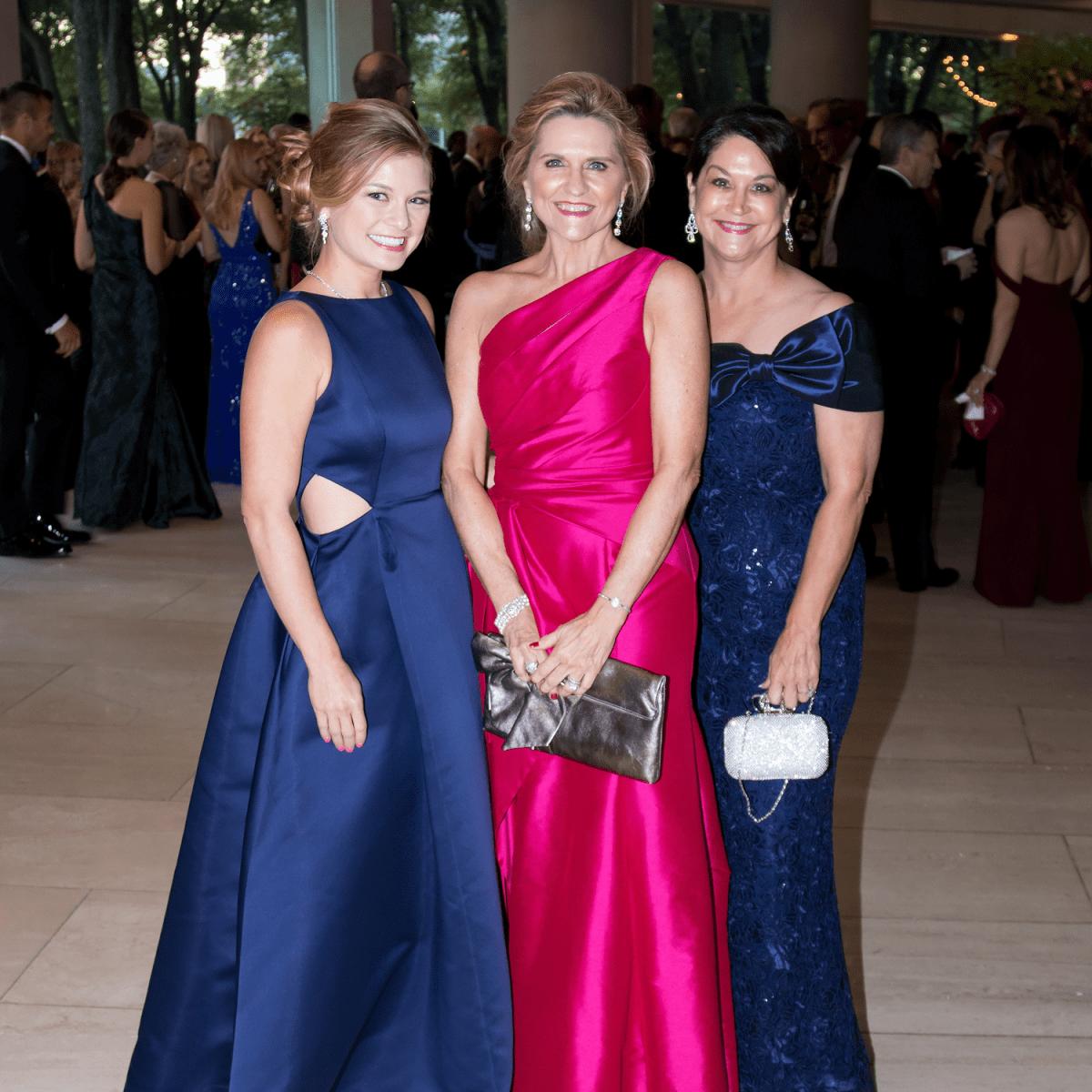 Allison Brodnax, Melissa Lewis, Mari Epperson