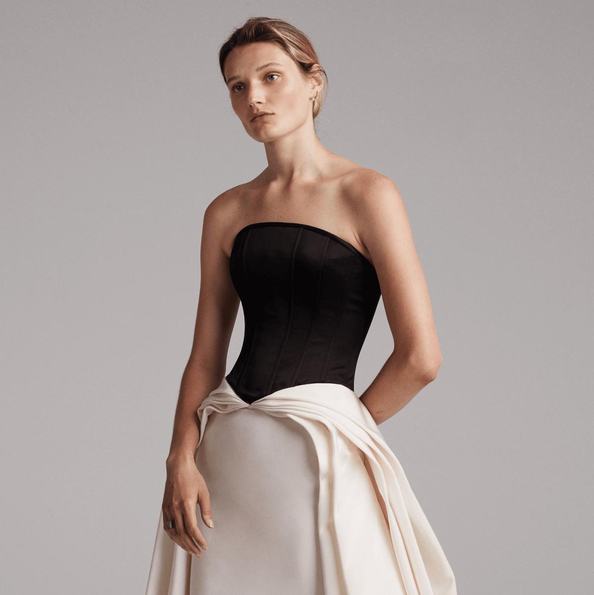 Elizabeth Kennedy spring 2018 look 16