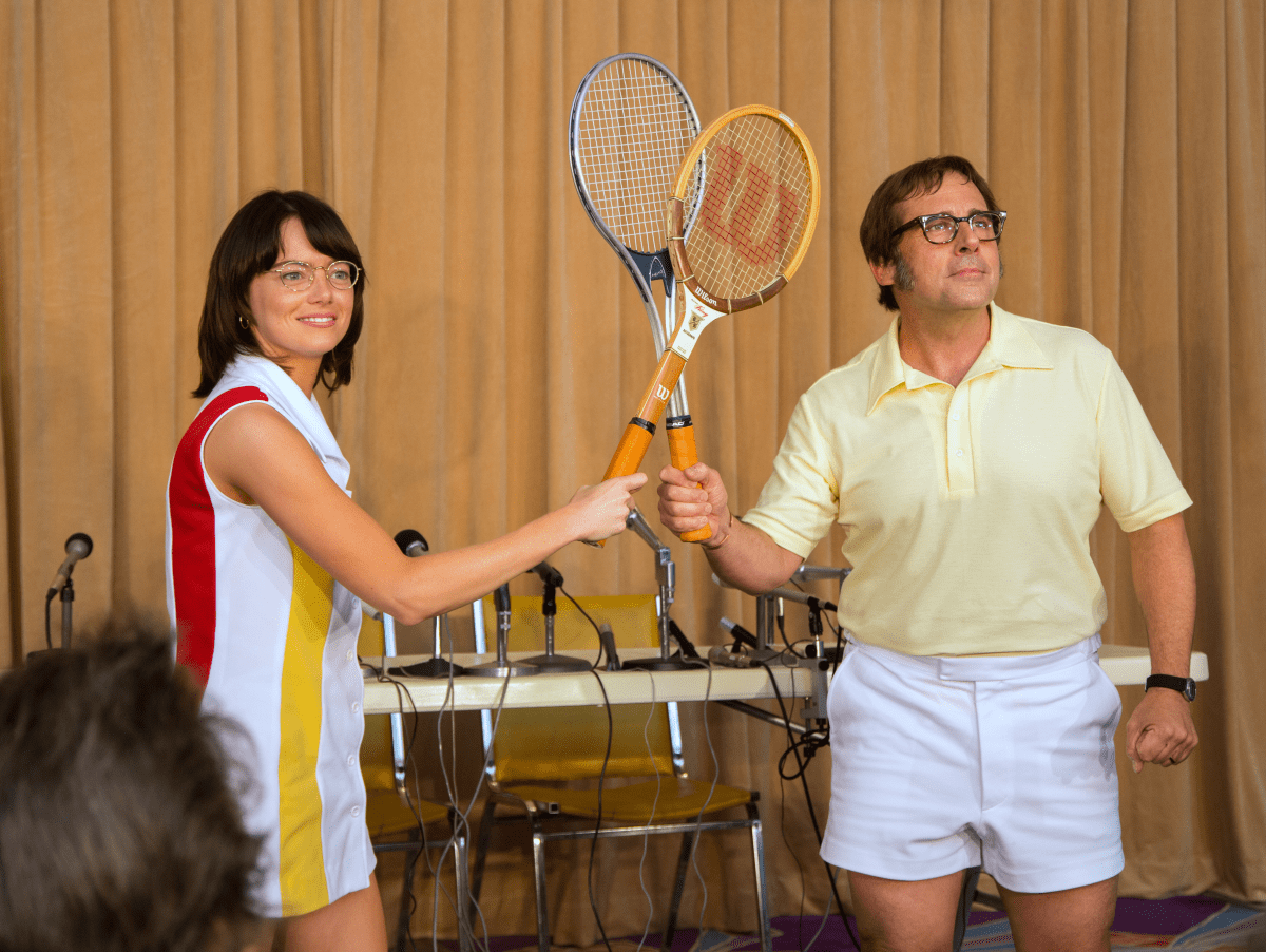 Houston, Battle of the Sexes movie, September 2017