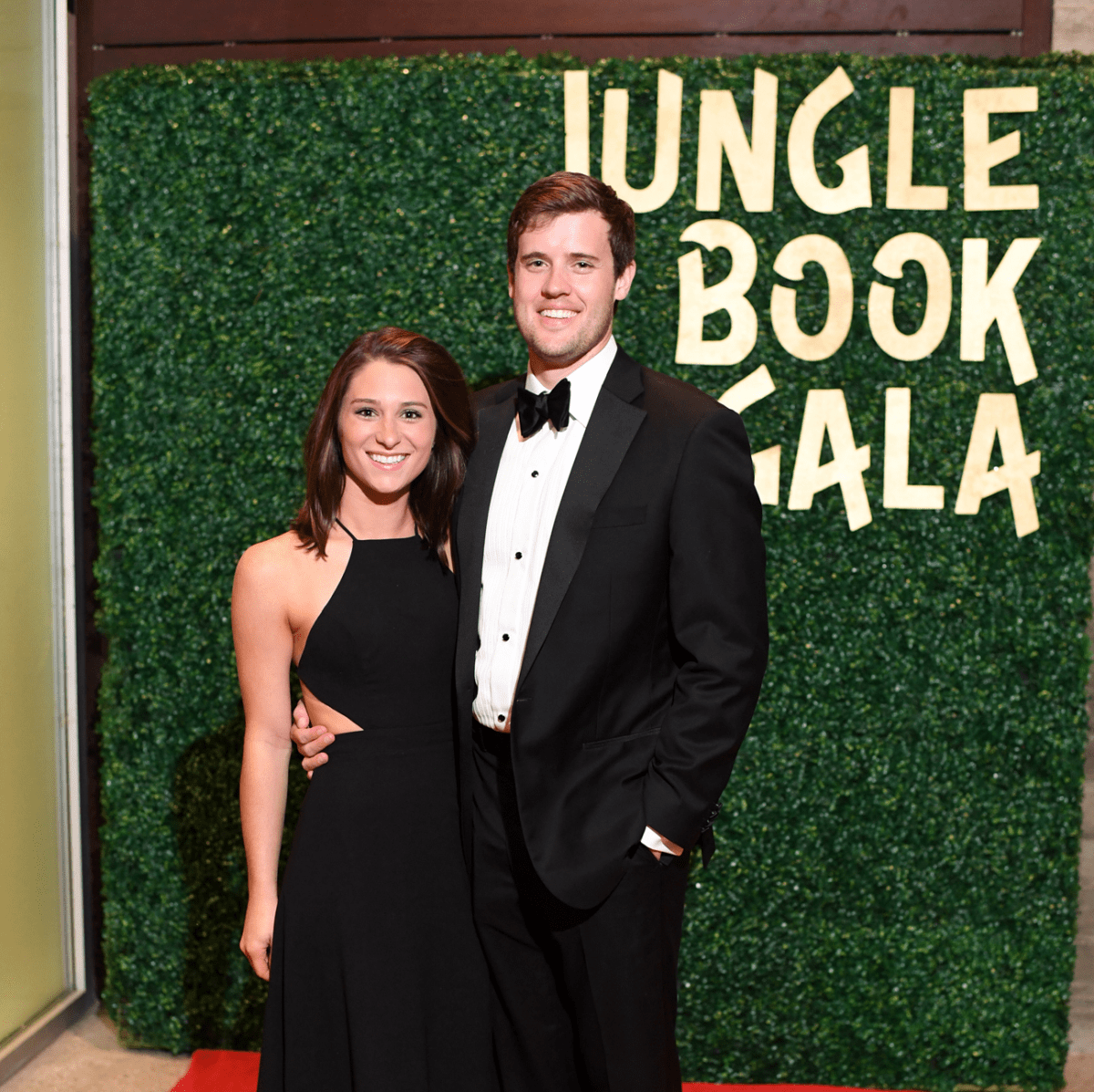 Houston, Jungle Book Gala, Sept. 2017, Morgan Colt, Walker Colt
