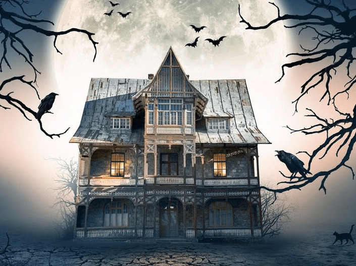 Houston news: haunted house, Sept 2017