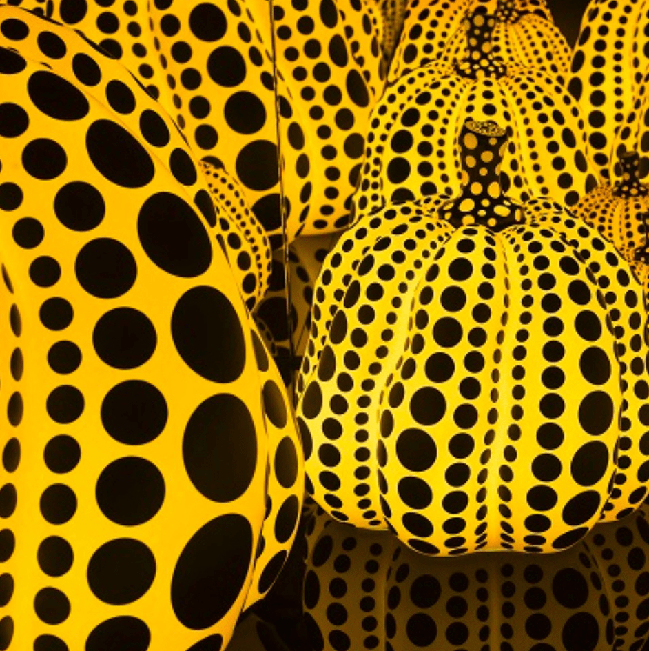 Yayoi Kusama's All the Eternal Love I Have for the Pumpkins