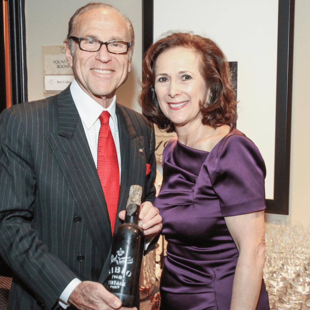Best Cellars Wine/Robert Sakowitz and Franelle Rogers