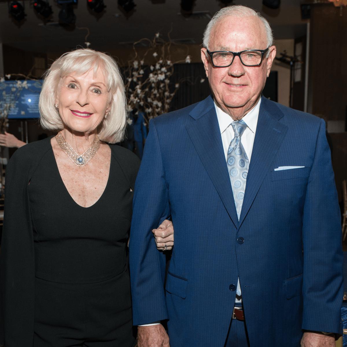Carole and Ronald D. Krist at ADVA Gala