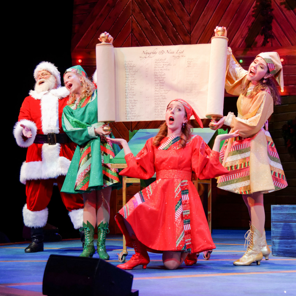 Casa Mañana presents Santa Claus: a New Musical