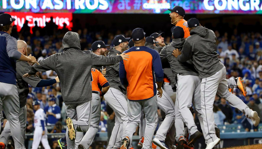 The wait is over: Astros win the big one for a city whose spirit could not be denied