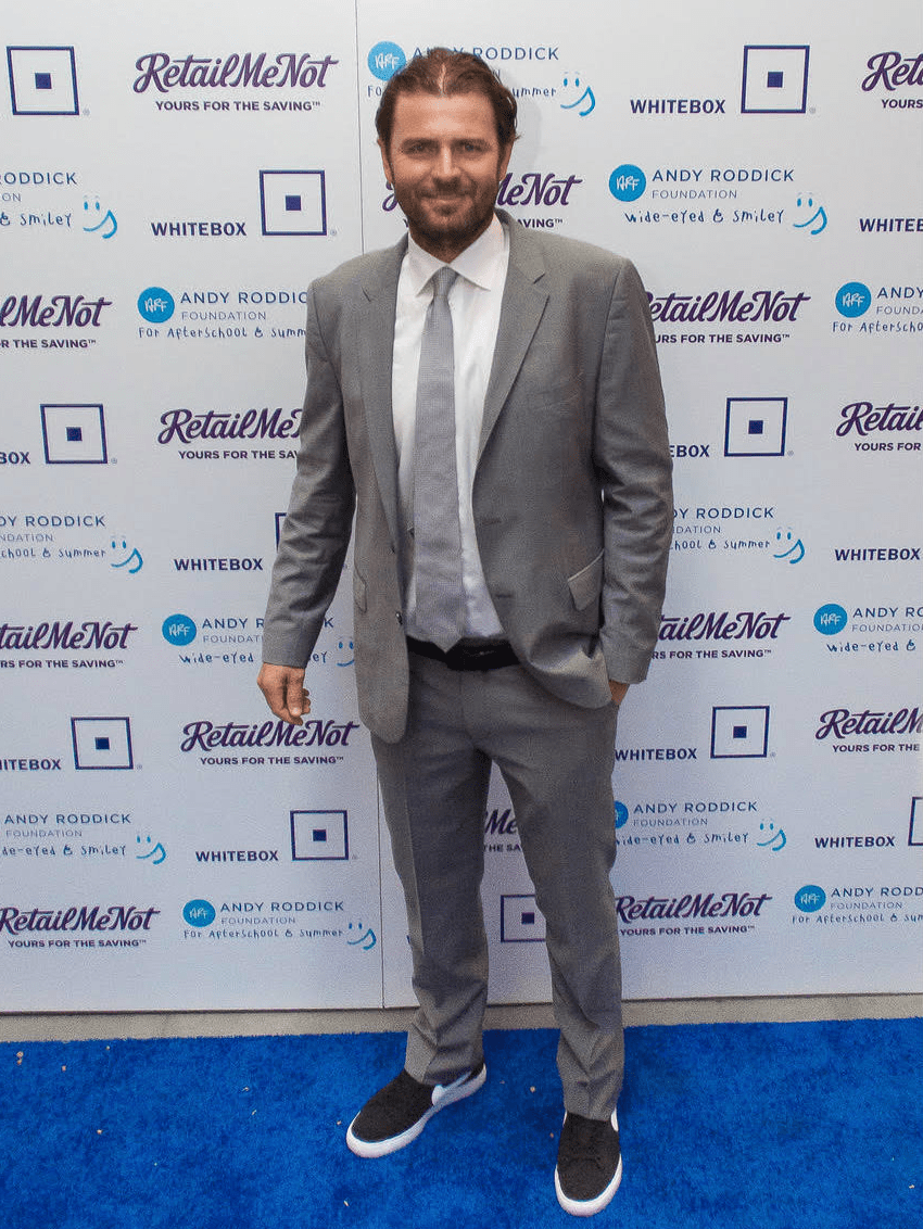 Andy Roddick Foundation Gala Mardy Fish