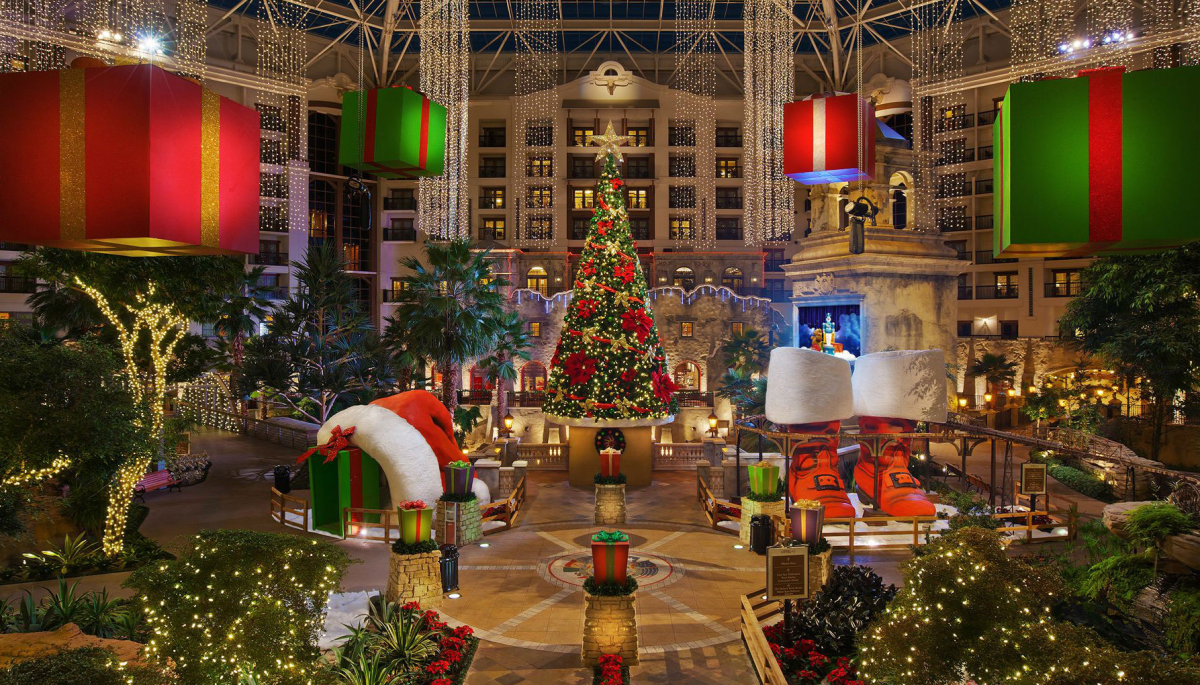 the 6 best texas hotels for a festive holiday getaway culturemap austin