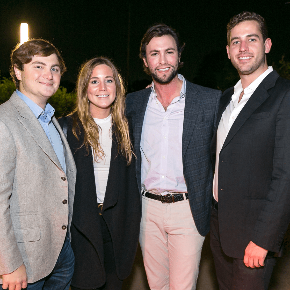Houston, Memorial Park Bridge Bash, November 2017, Lloyd Rude, Meaghan Dawson, Matt Vandever, Chase Chambers