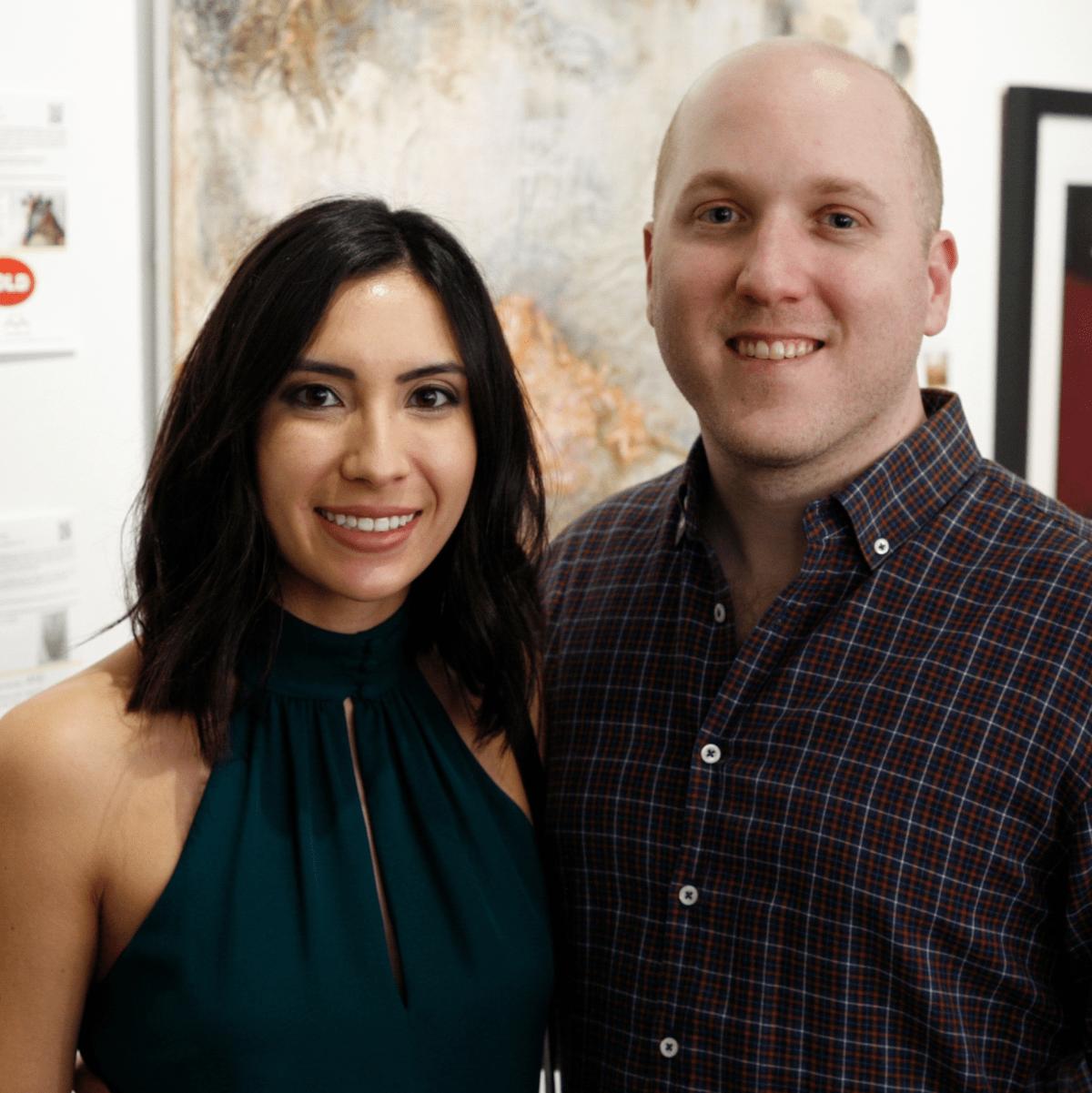 Art on the Avenue 2017, Chelsea and Matt Geiser