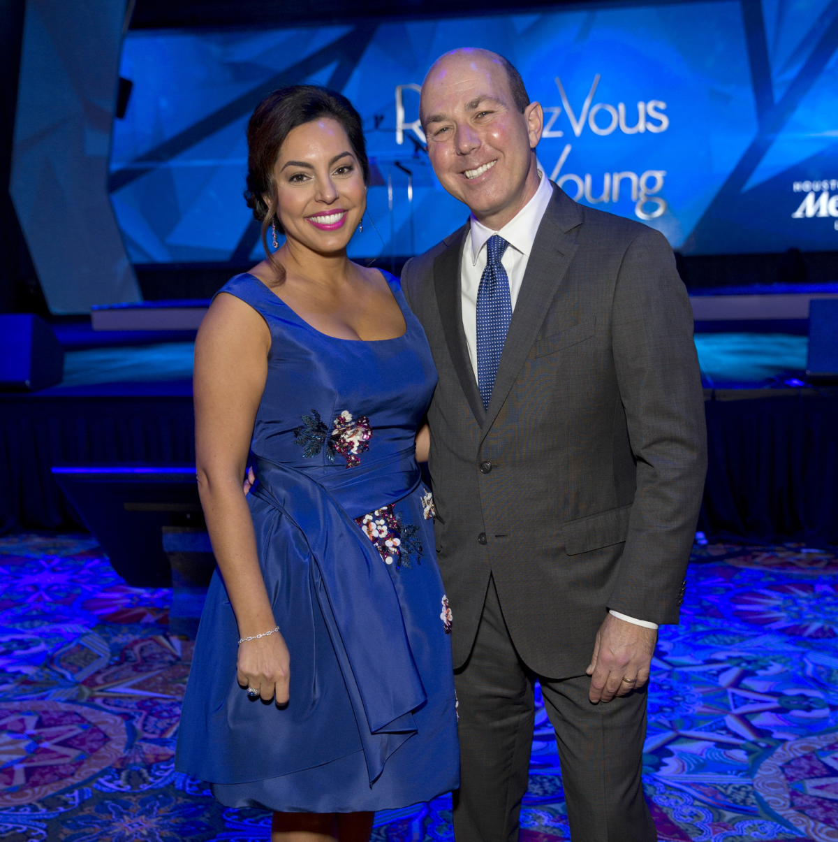 Houston, Methodist Hospital Rendezvous Live Young Gala, November 2017, Nicole Katz, Evan Katz