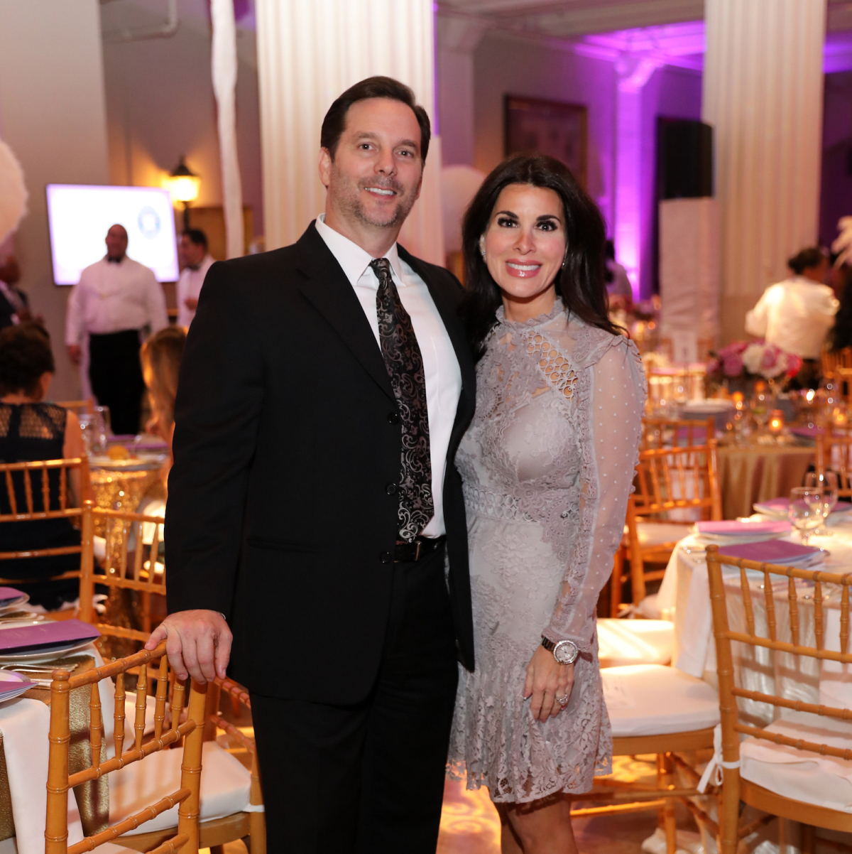 Houston, March of Dimes Signature Chefs, November 2017, Kevin Maples, Alissa Maples