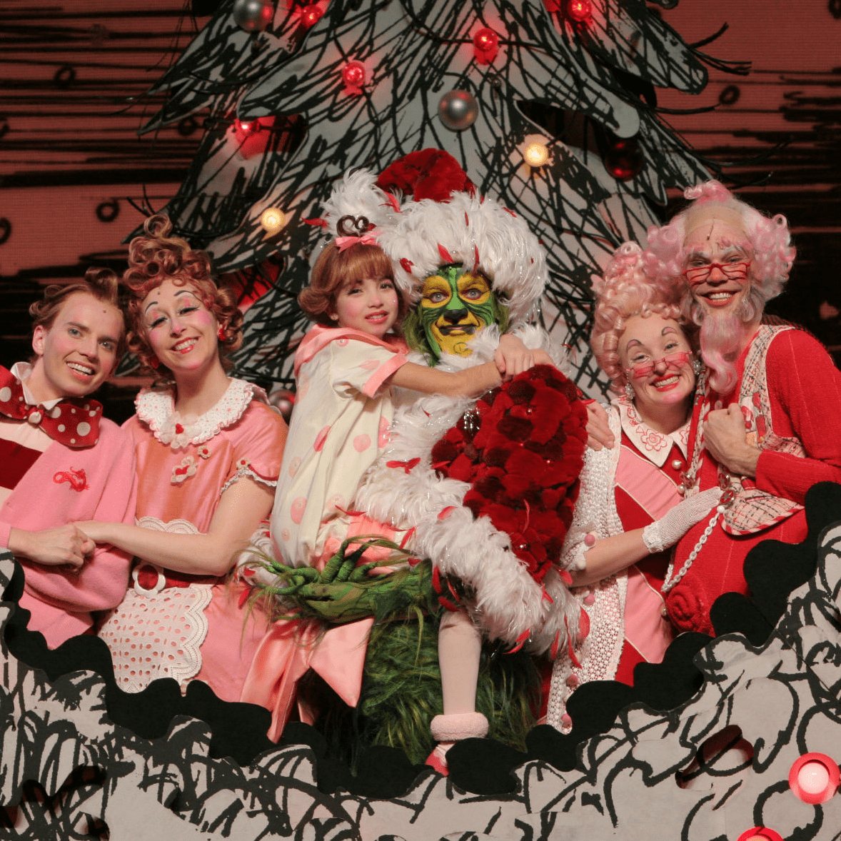 How the Grinch Saved Christmas the Musical