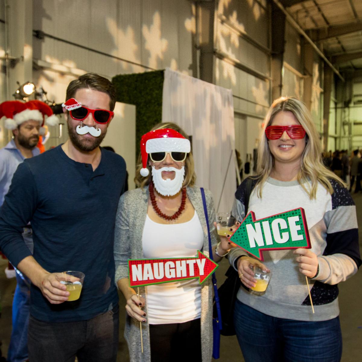 News, CM Holiday Pop-Up Shop, Dec. 2015, Brendan Smith, Sarah Oxley, Valerie Cline