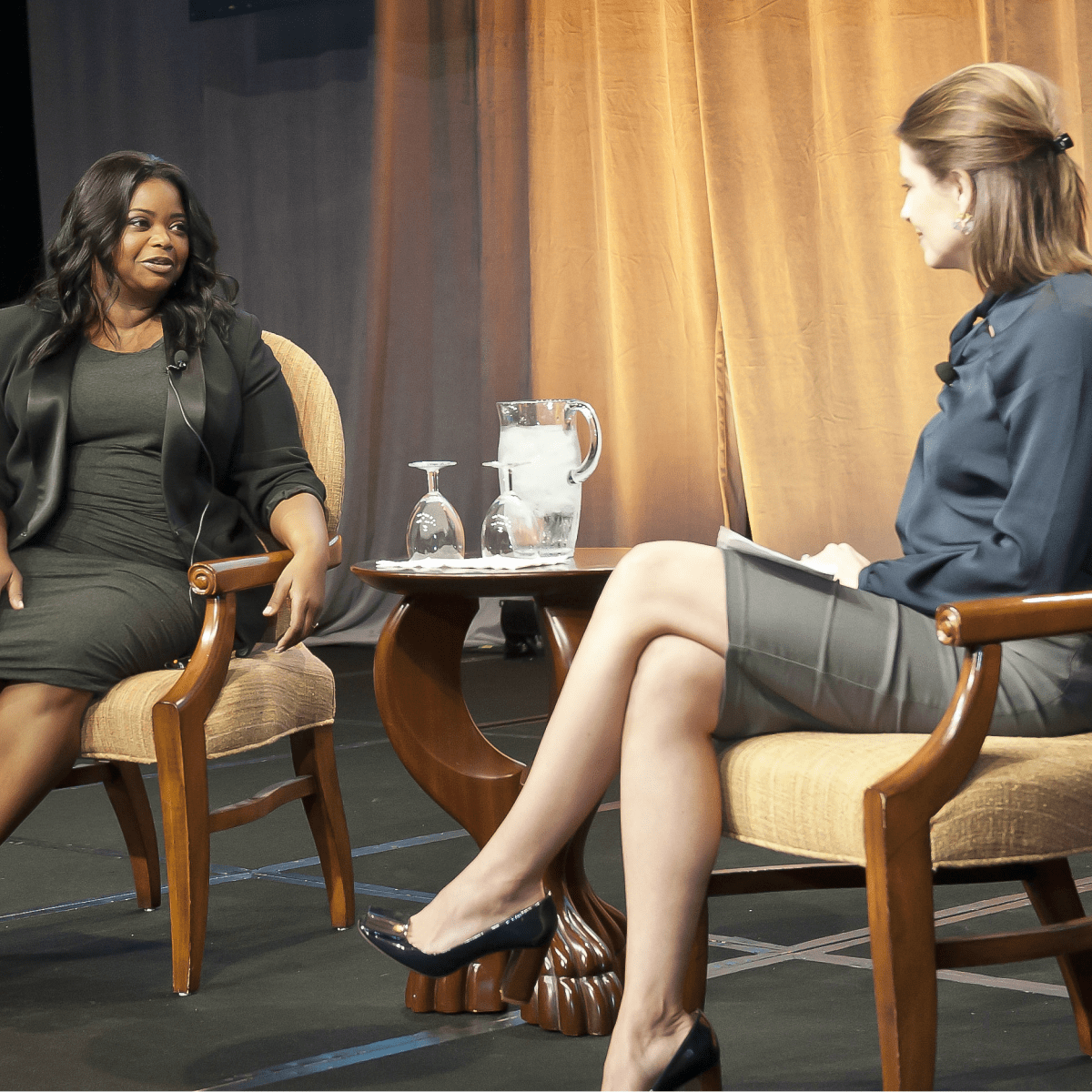 Octavia Spencer, Shelly Slater