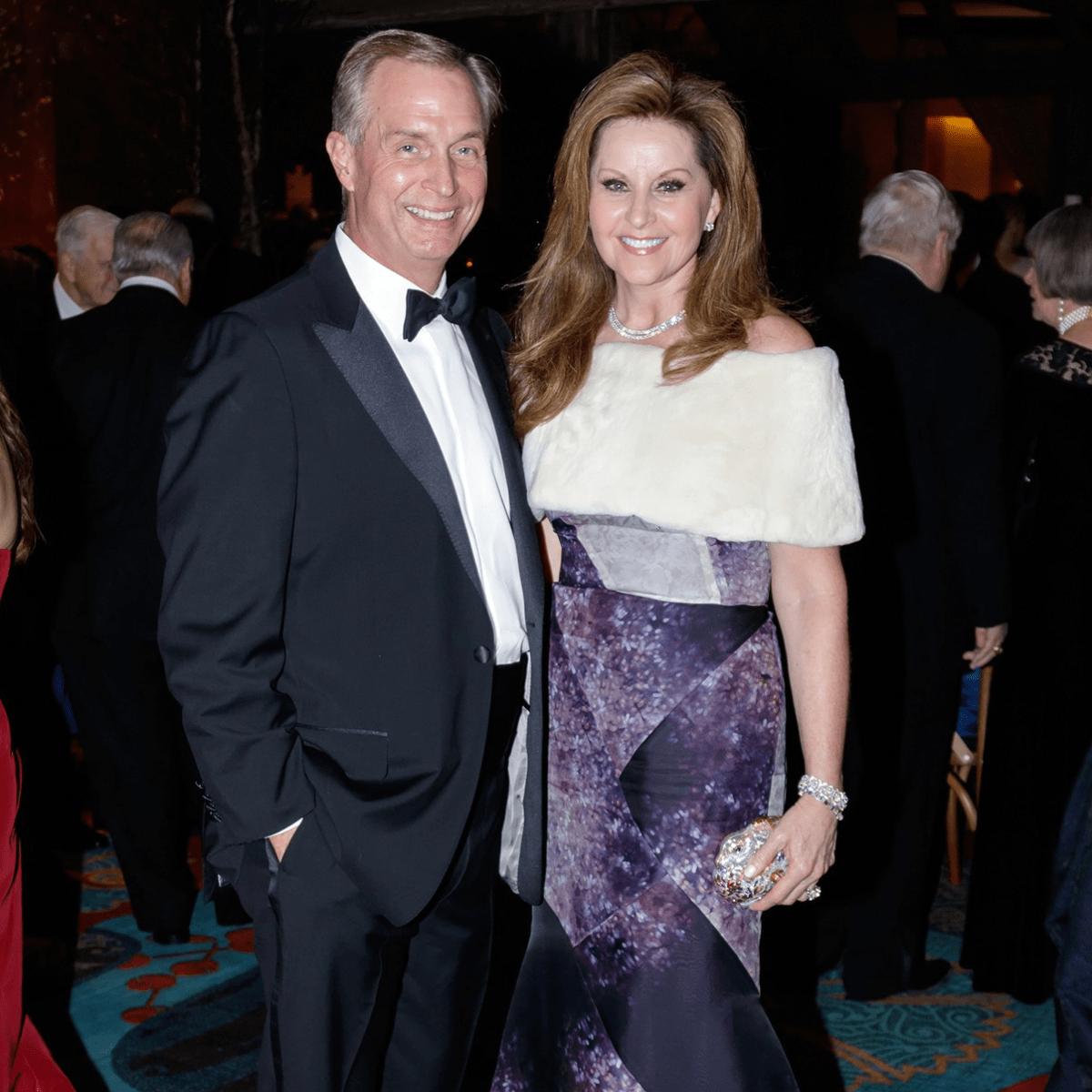Hal Urschel, Christie Urschel, Crystal Charity 2017