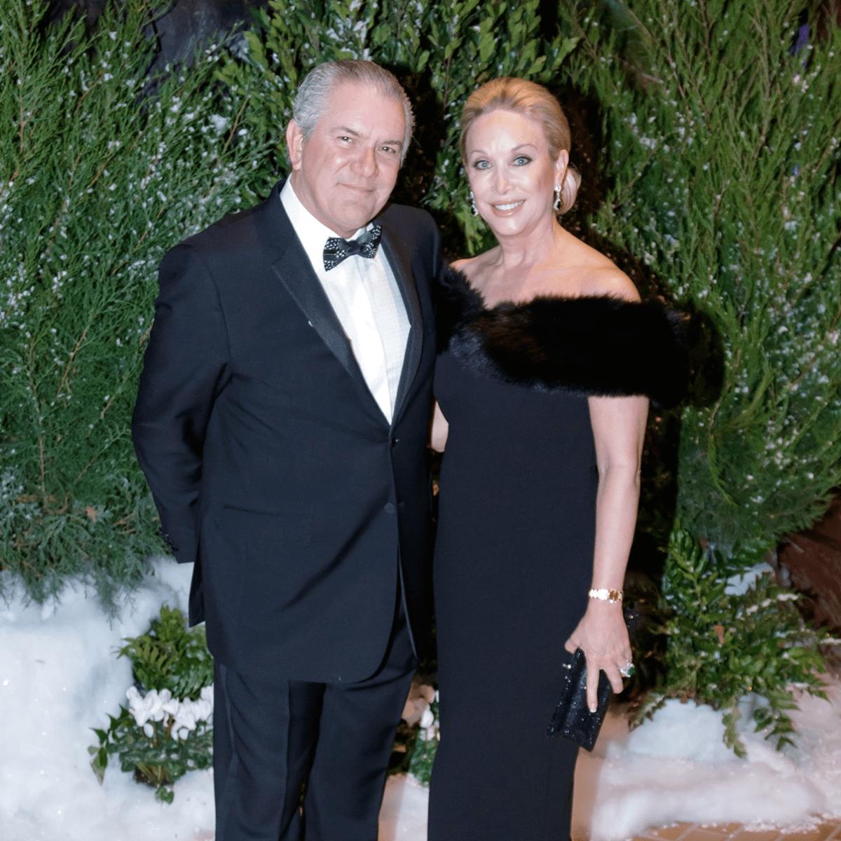 Greg Hext, Kim Hext, Crystal Charity 2017