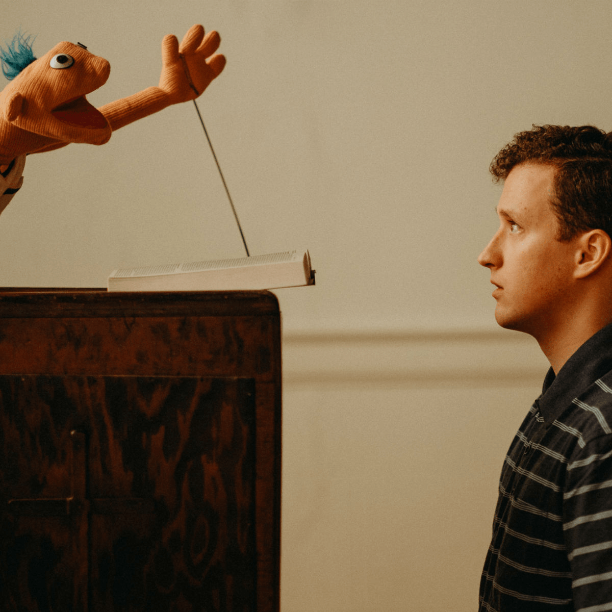 WaterTower Theatre presents Hand To God