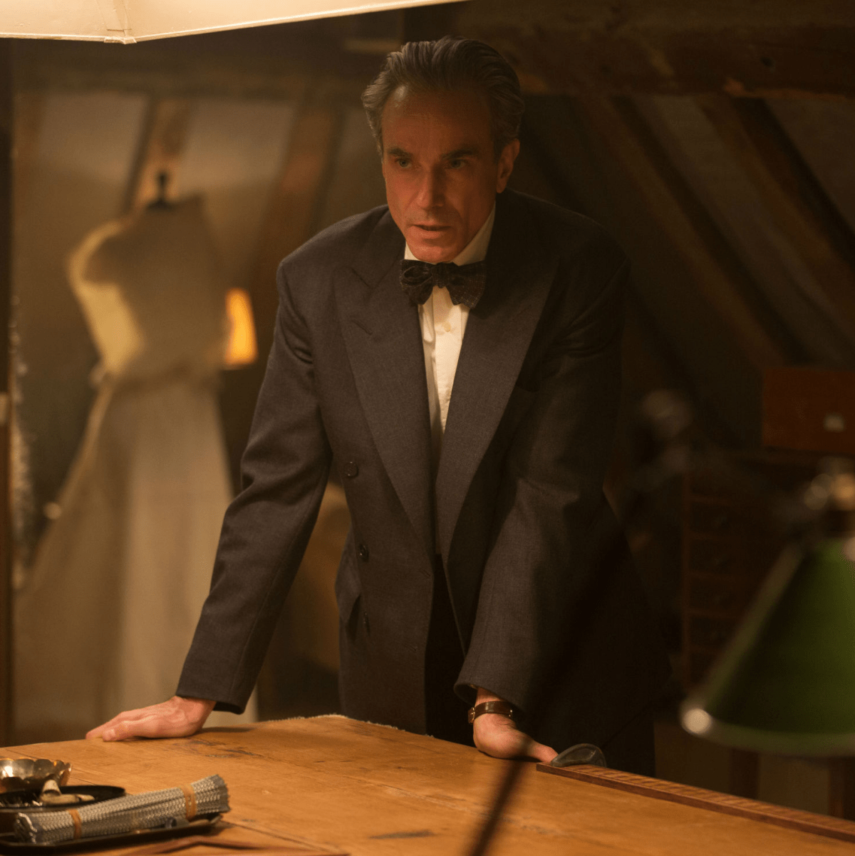 Daniel Day-Lewis in Phantom Thread