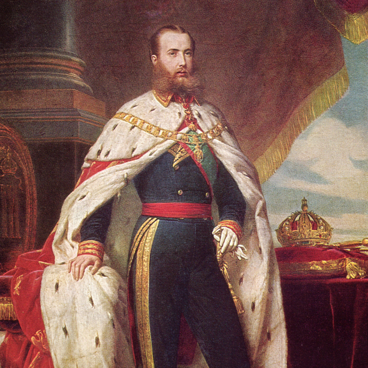 Maximilan, Emperor of Mexico