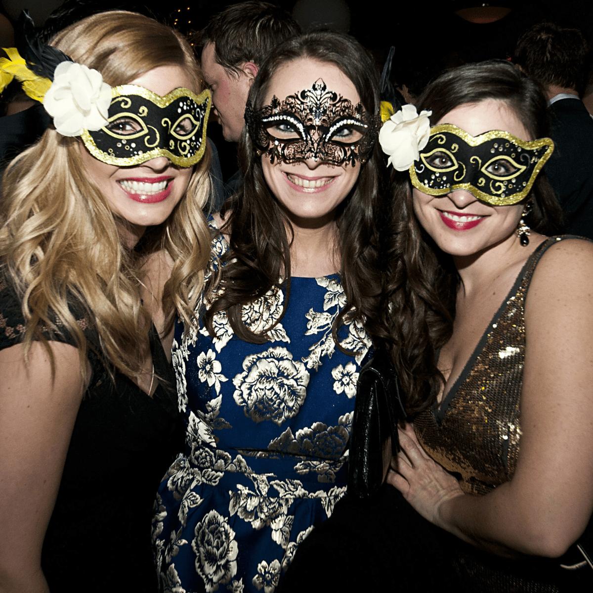 Genesis Young Leaders Masquerade 2015