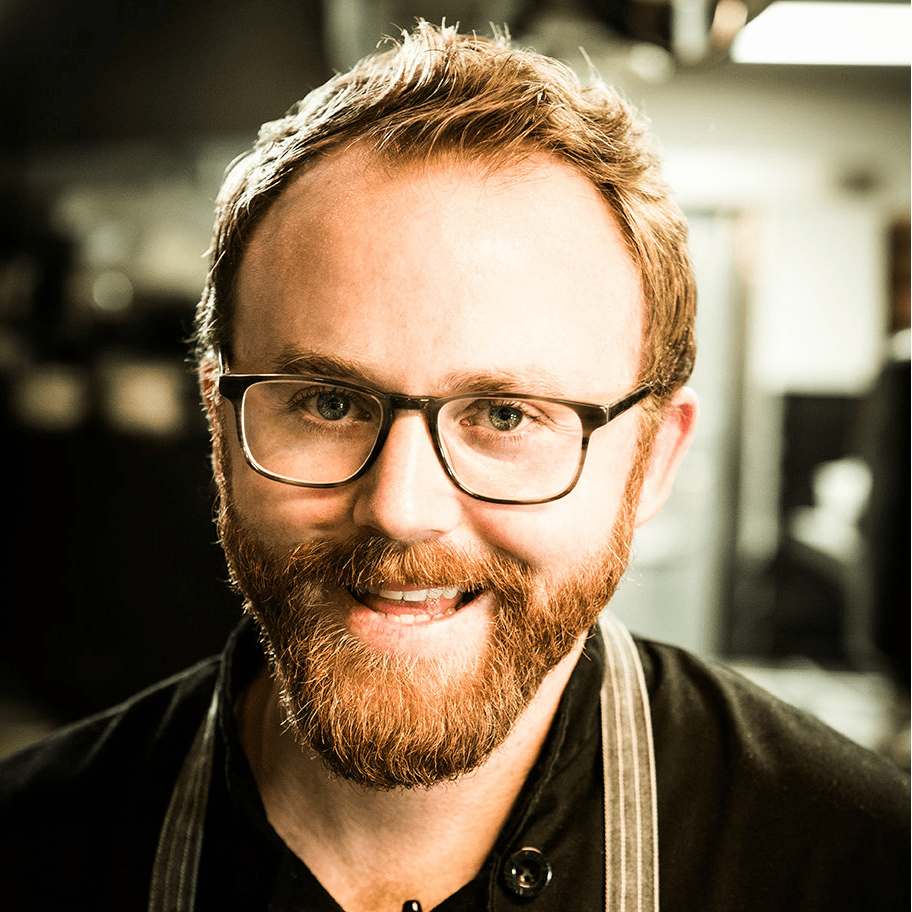 Shinsei executive chef Jeramie Robison