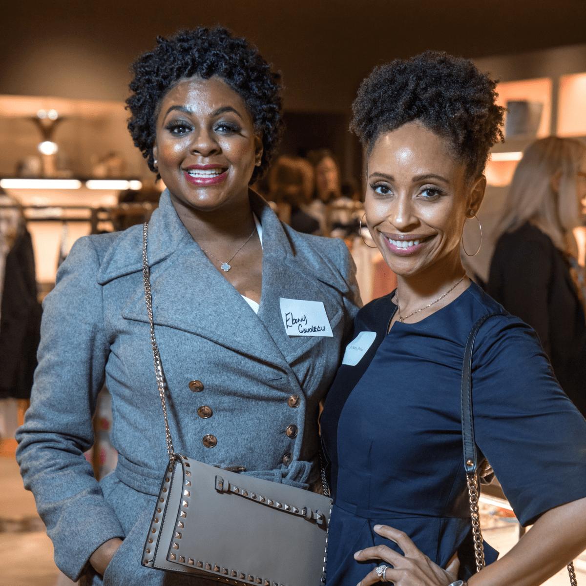 Houston, Table Talk Honoree party, January 2018, Ebony Goudeau, Joi Maria Probus