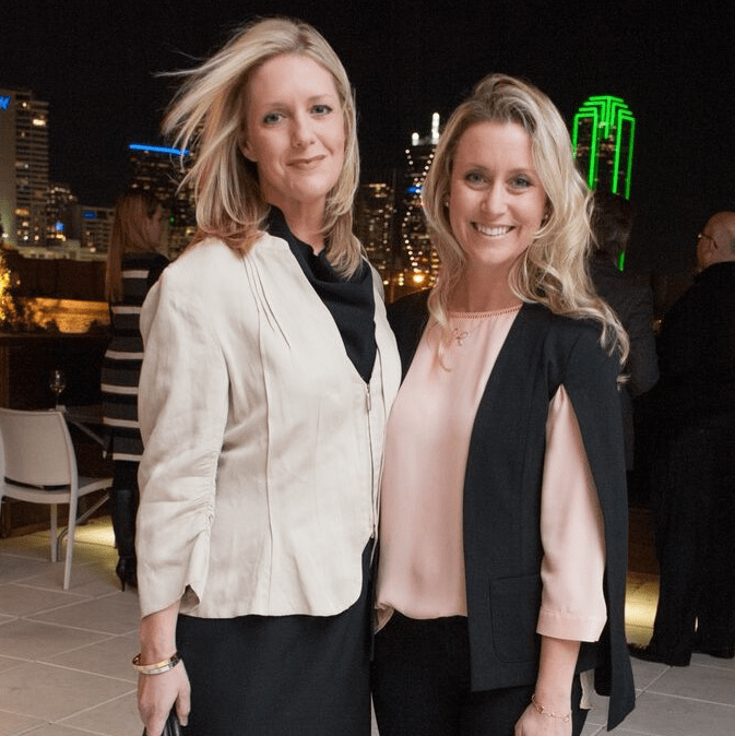 Leigh Danley, Tierney Kaufman, Partners Card 2018