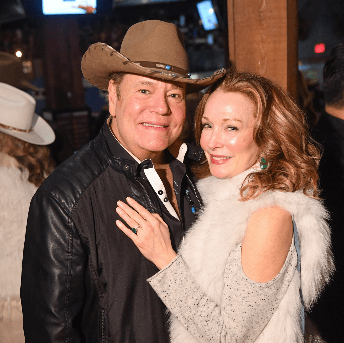Houston, Kick Up Your Boots for Kids event, February 2018, Bubba McNeely, Holly Waltrip