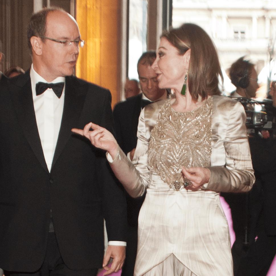 News_Becca Cason Thrash_Prince Albert_Louvre_auction_June 2011