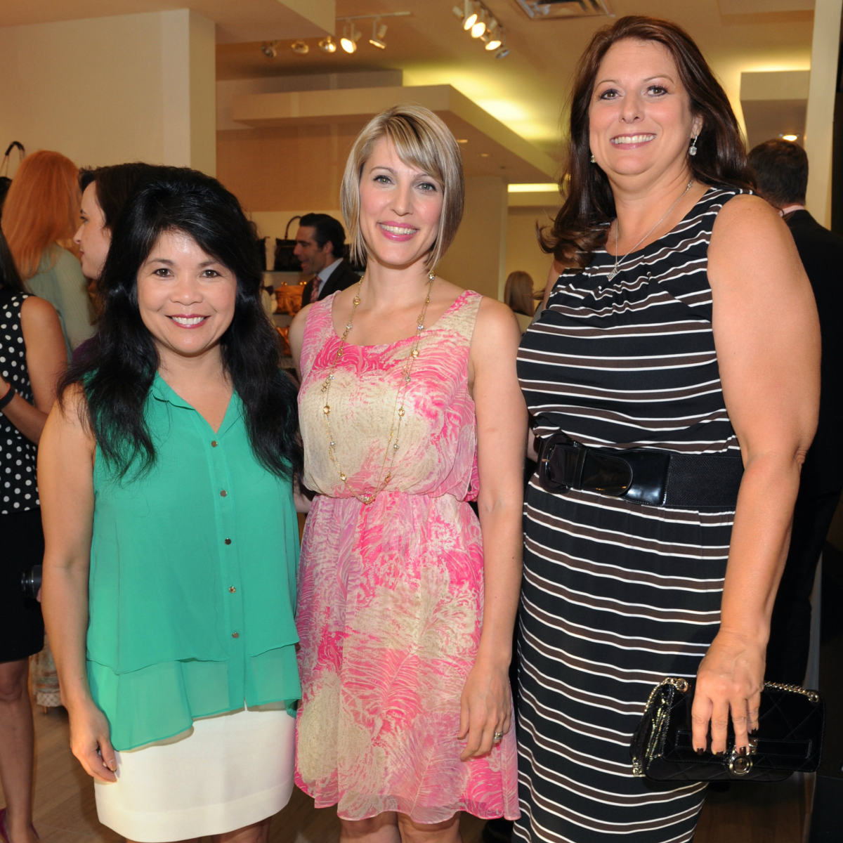 Dynamics 13 By Michelle Gibson: Mary Kay Foundation Fans Think Pink At Suits For Shelters