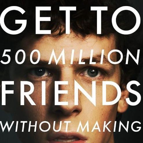 News_Social Network_movie_movie poster