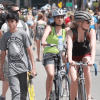 Sunday Streets Westheimer 2015