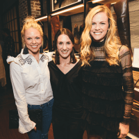 The Frye Company Austin grand opening 2016 Jamie Chandlee Dalton Young Brooklyn Decker