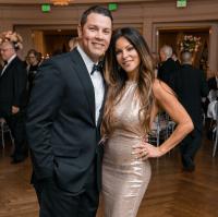 Enrique Cruz, Nancy Cruz at Rice Honors Gala